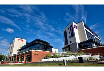 Shackerley delivers premium quality cladding for major North East development