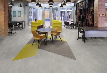 Silentflor – Design led acoustic flooring from Polyflor