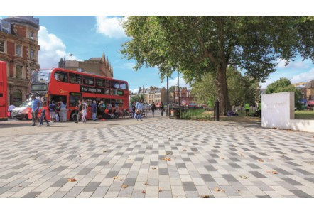 Southwark Council Specify Tobermore Anti-Shift Paving for £13m Camberwell Regeneration​