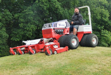Successful year as Price Turfcare return to SALTEX with Ventrac and Ryan products