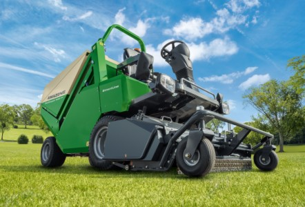 The SmartCut system from Amazone Groundcare is there to help you this spring