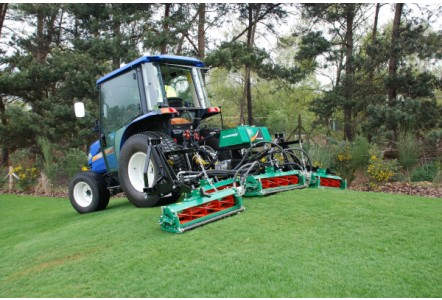 Tractor mounted and trailed mowers