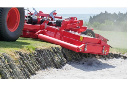 Trimax Snake Series 2 set to revolutionise groundscare maintenance