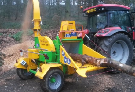Turning Your Timber into Cash – Small Scale Firewood & Forestry Machinery