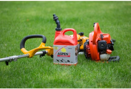 Work smarter and safer with petrol equipment by switching to Aspen Alkylate Fuel
